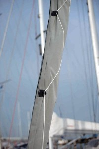 BP Furled HeadSail cover 14mtr.