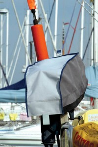 Blue Performance Outboard Cover 4