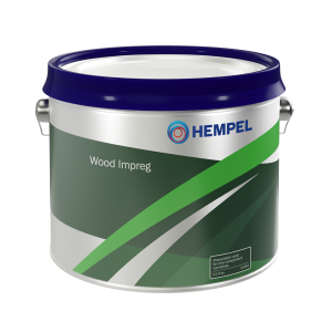 Hempel Wood Impreg 02362 - 2,5 ltr Clear