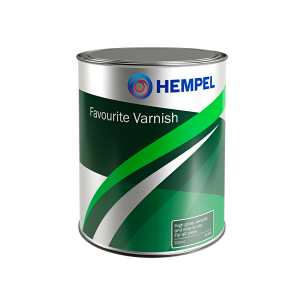 Hempel Favourite Varnish 01250 - 750 ml Clear