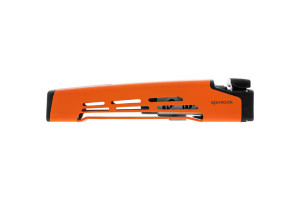 Spinlock XTX Soft Grip aflaster 8 mm Orange
