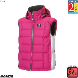 Surf & Turf Dame-Pink/White-Small-82-90 cm. bryst