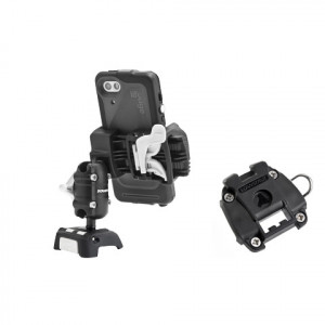 ROKK Mini Phone Mount kit with Screw Down Base RLS‐509‐401