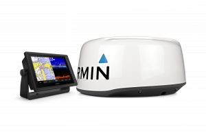 Garmin GPSMAP® 922xs Plus m/GMR 18 HD+ Radar