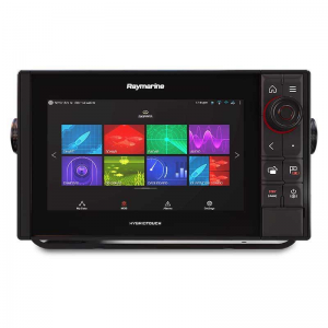 """Raymarine AXIOM 9 PRO-S, HybridTouch 9"""" Multifunktions display ned intergreret HIGH CHIRP Konisk sonar til CPT-S"""