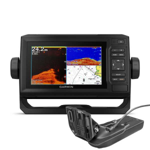 Garmin echoMAP Plus 62cv med transducer GT20 4-pin