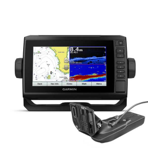 Garmin echoMAP Plus 72cv med transducer GT20 8-pin