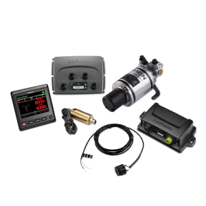 Compact Reactor™ 40 hydraulisk autopilot med GHC™ 20 og Shadow Drive™ pakke