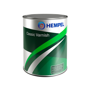 Hempel Classic Varnish 01150 - 750 ml Clear